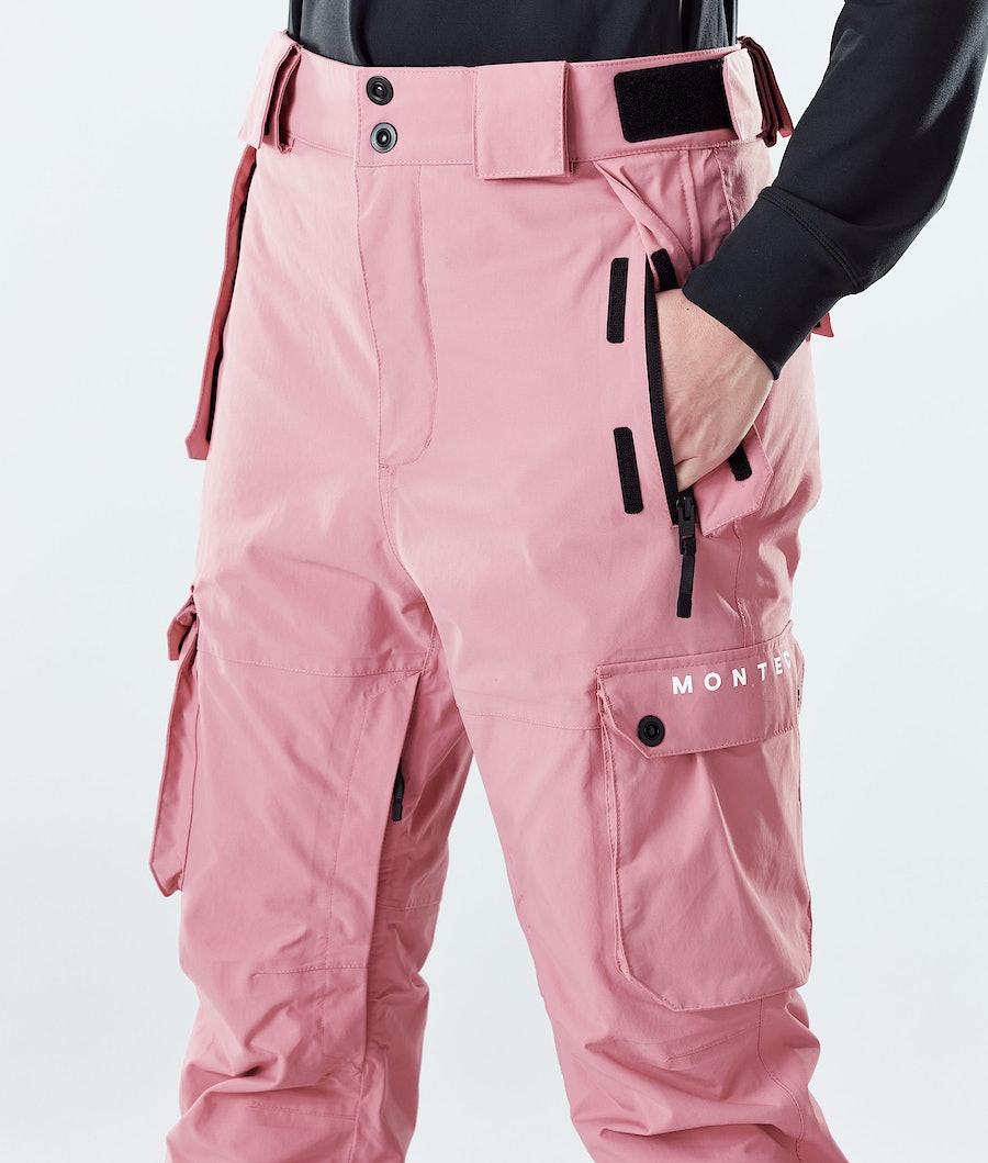 Montec Doom W Women's Snowboard Pants Pink