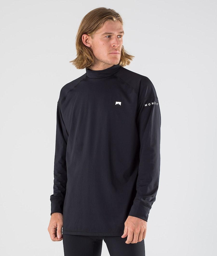 Montec Zulu Tee-shirt thermique Black