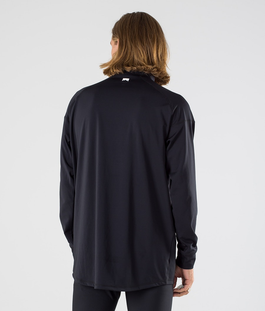Montec Zulu Base Layer Top Black