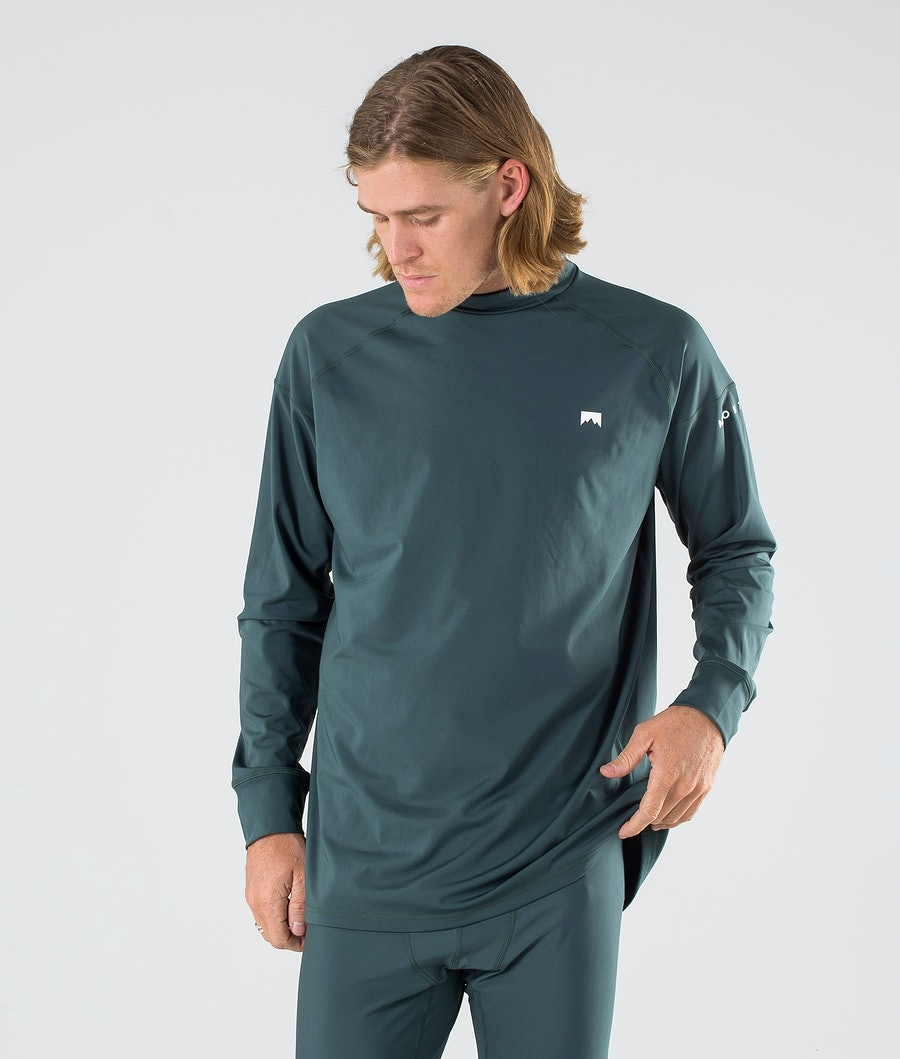 Montec Zulu Tee-shirt thermique Dark Atlantic