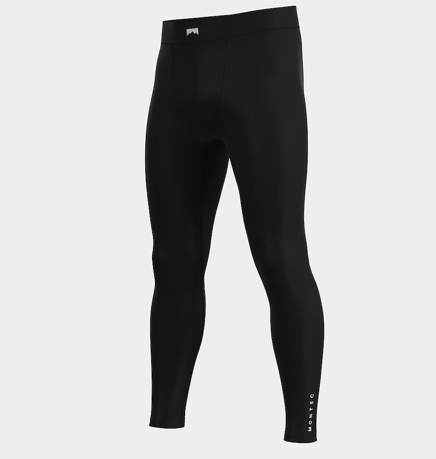 Montec Zulu Pantalon thermique Black