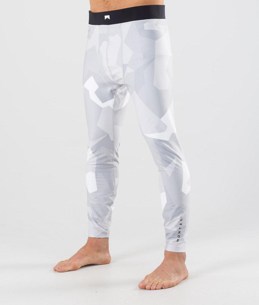 Montec Zulu Pantalon thermique Snow Camo
