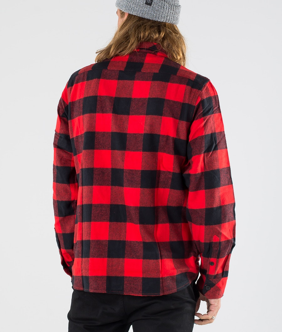 Dickies Sacramento Skjorte Red