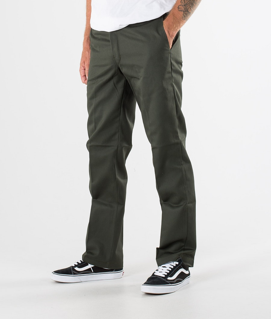 Dickies Original 874 Work Pant Pantalon Olive Green