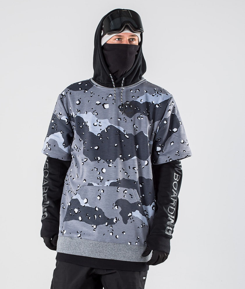 DC Dryden Snowboardjakke Black