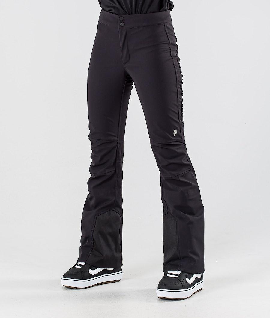 Peak Performance Stretch Snowboardbukse Black