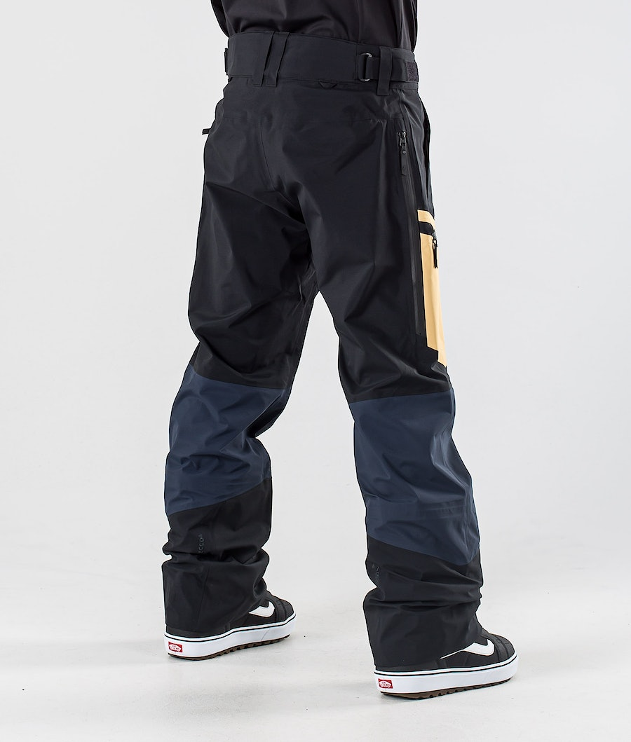 Peak Performance Gravity Snowboard Broek Blue Shadow