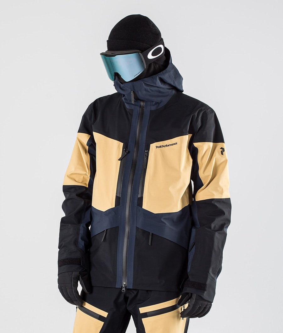 Peak Performance Gravity Snowboardjacka Blue Shadow