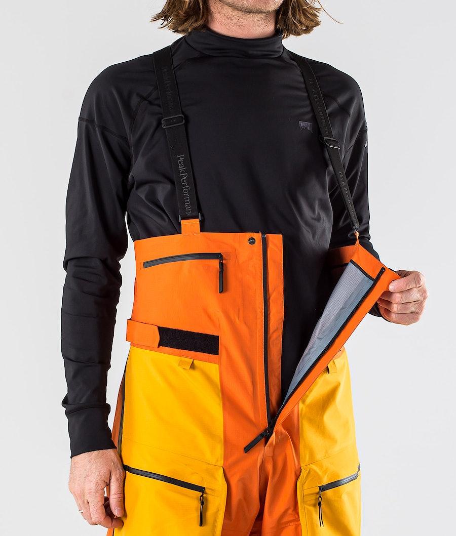 Peak Performance Vertical Pro Snowboard Broek Orange Altitude