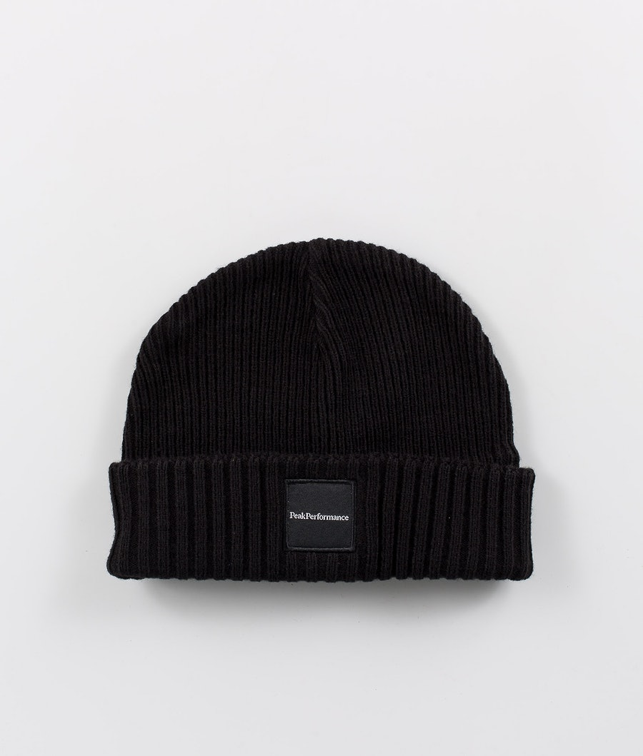 Peak Performance Volcan Beanie Black