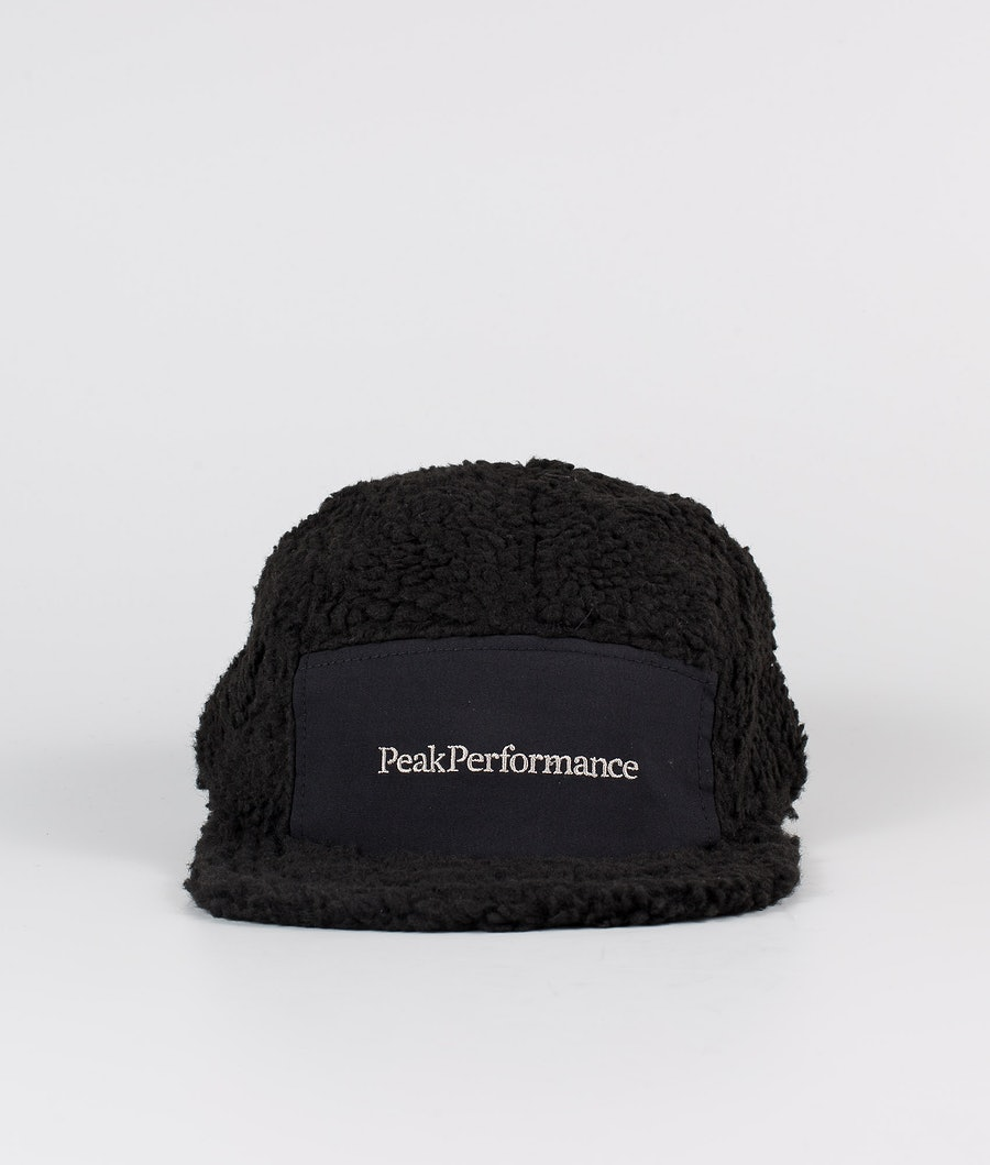 Peak Performance Original Pile Keps Black