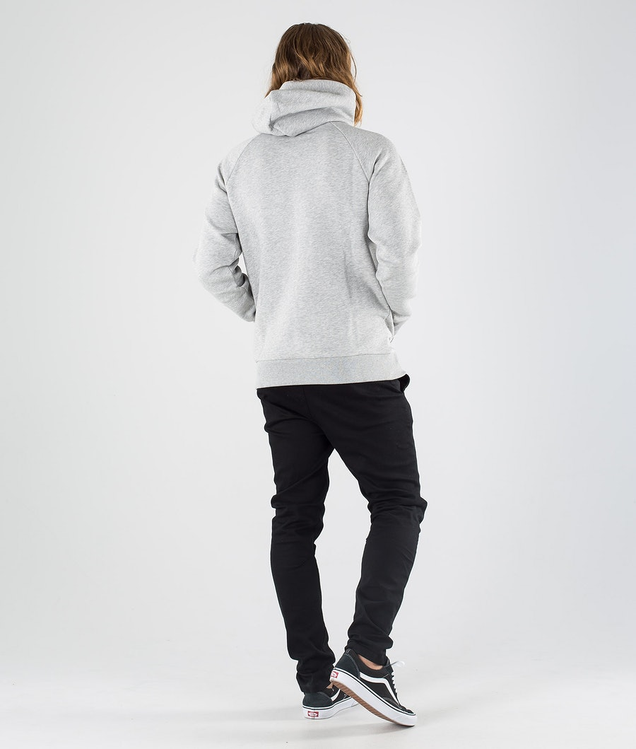 Peak Performance Original Hoodie Med Grey Mel