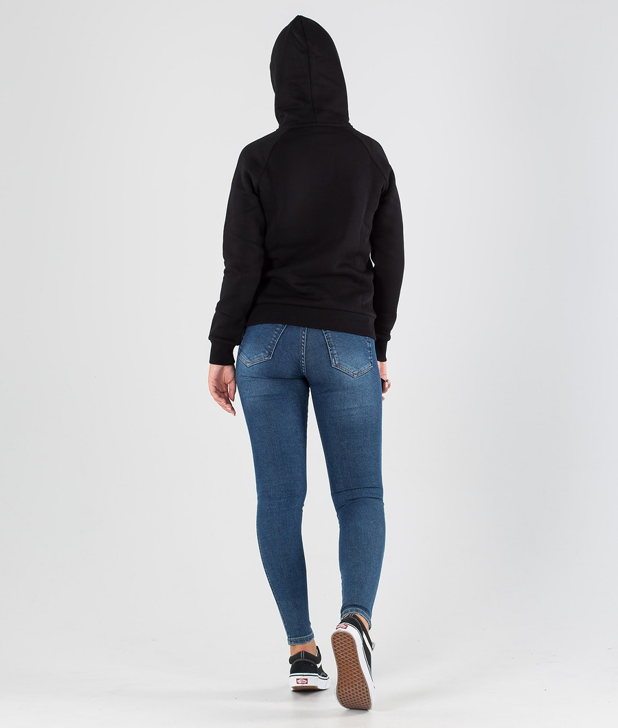 Peak Performance Original Hood Dame Black