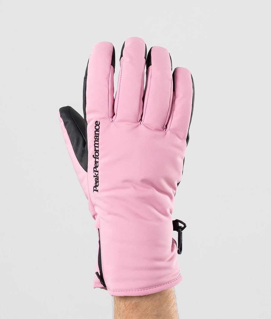 Peak Performance Unite Skihandschuhe Frosty Rose