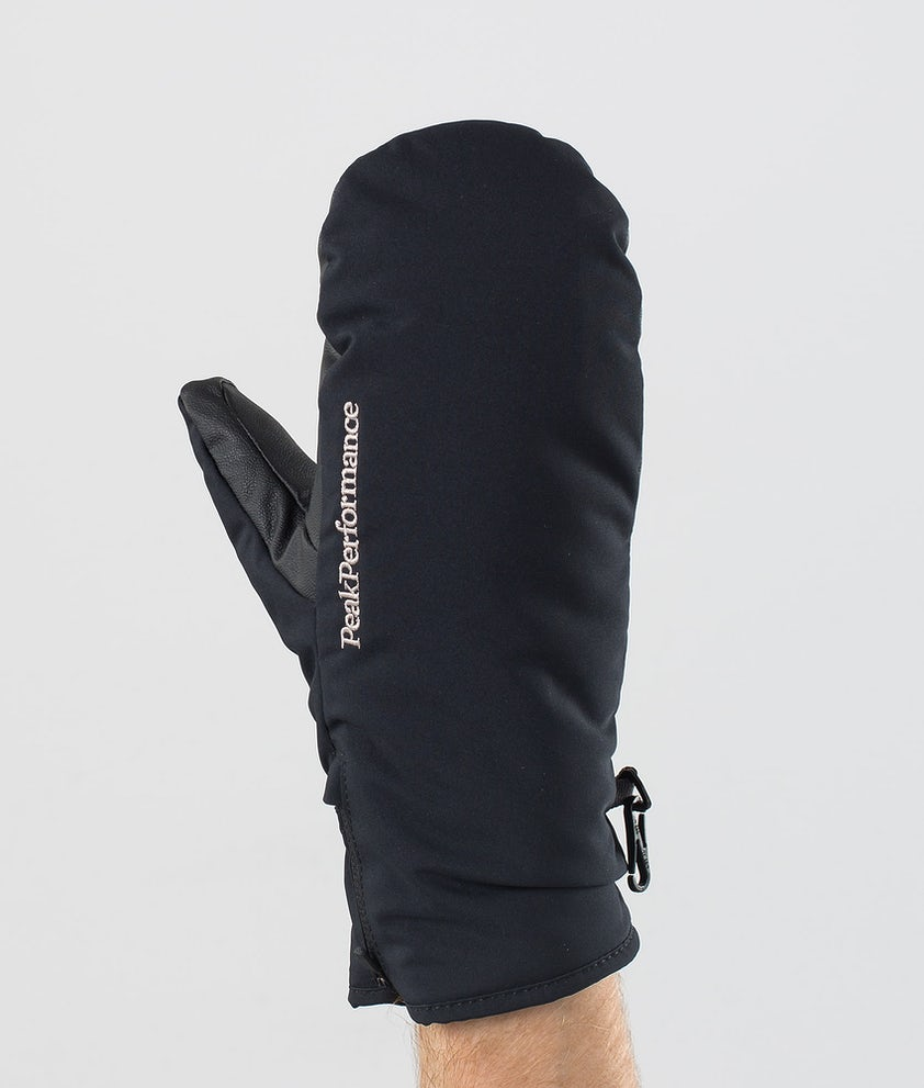 Peak Performance Unite Mitten Vintervotter Black