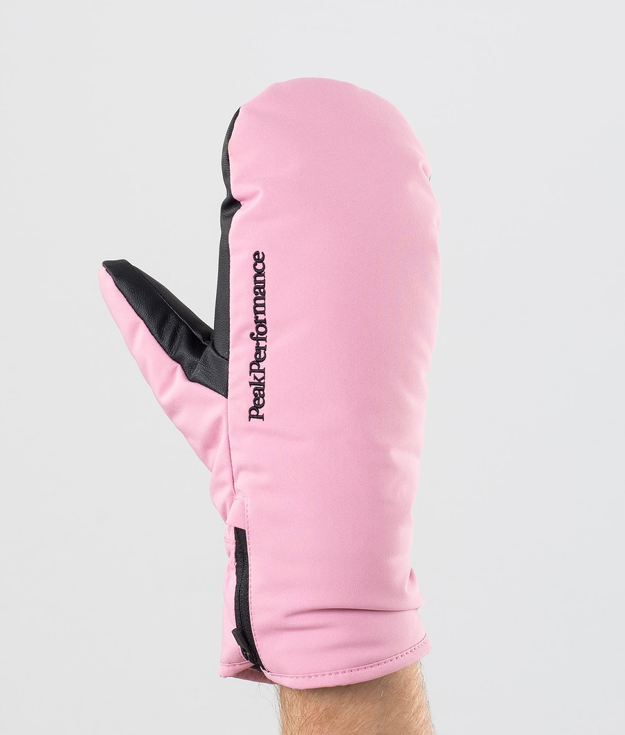 Peak Performance Unite Mitten Fäustlinge Frosty Rose