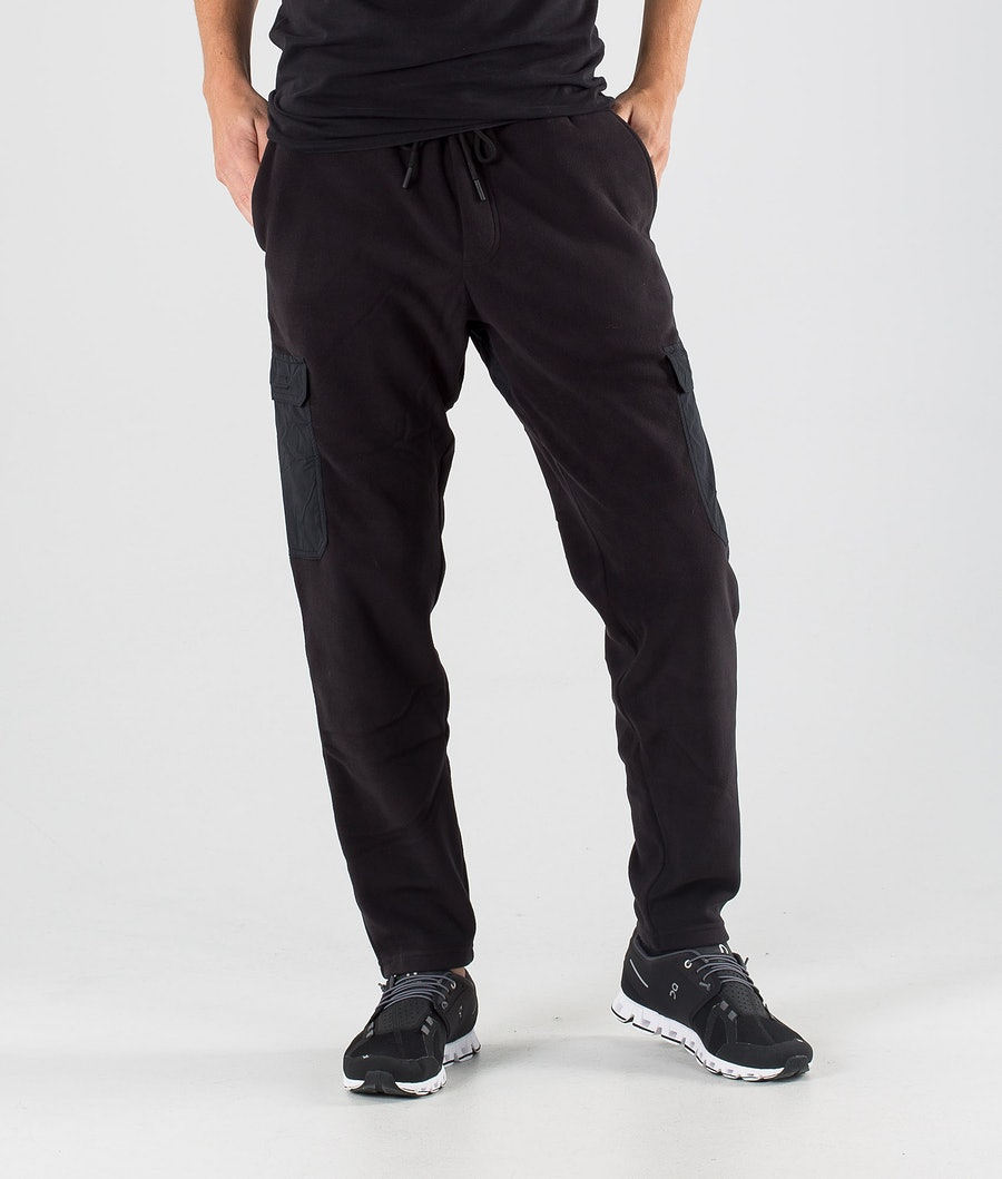 Peak Performance Tech Soft Fleece Pants Black