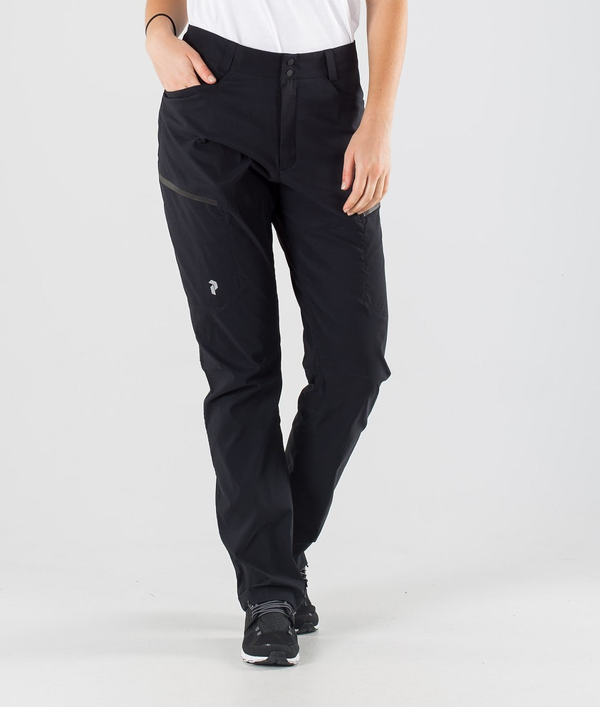 Peak Performance Iconiq Outdoor Trousers Black