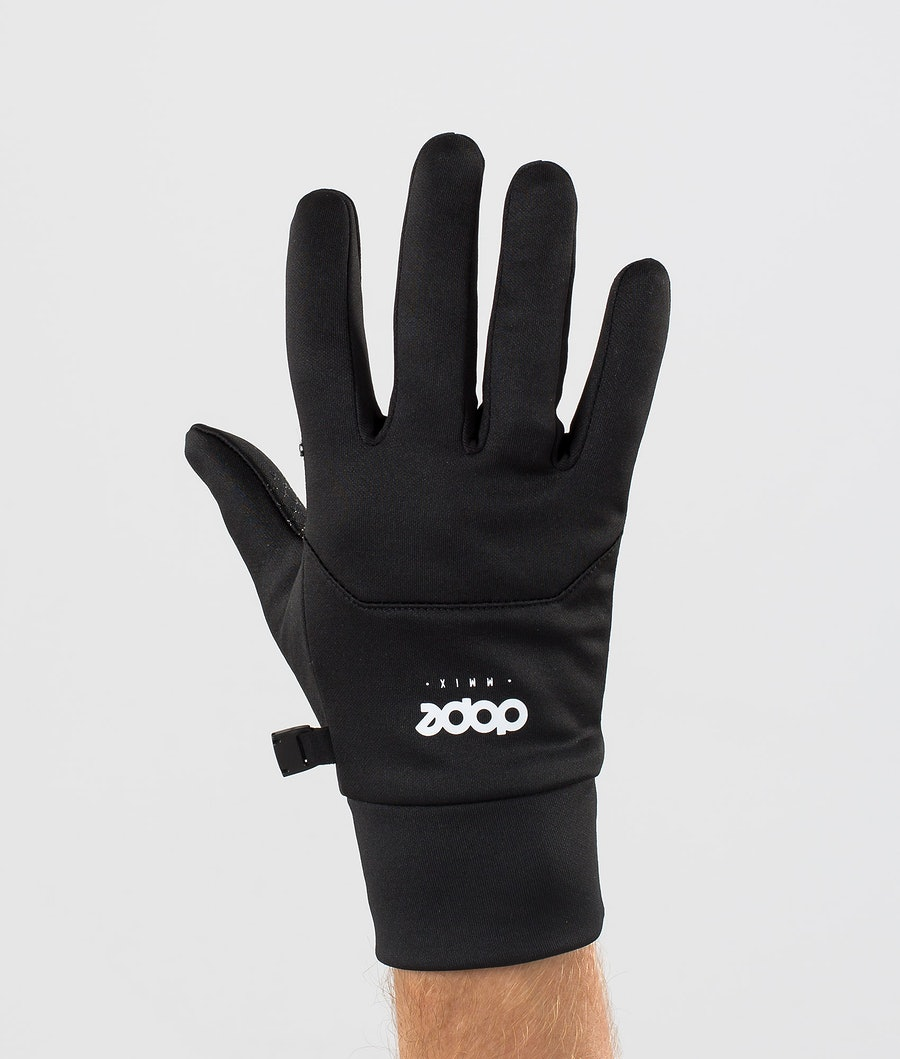 Dope Power Gants de Ski Black