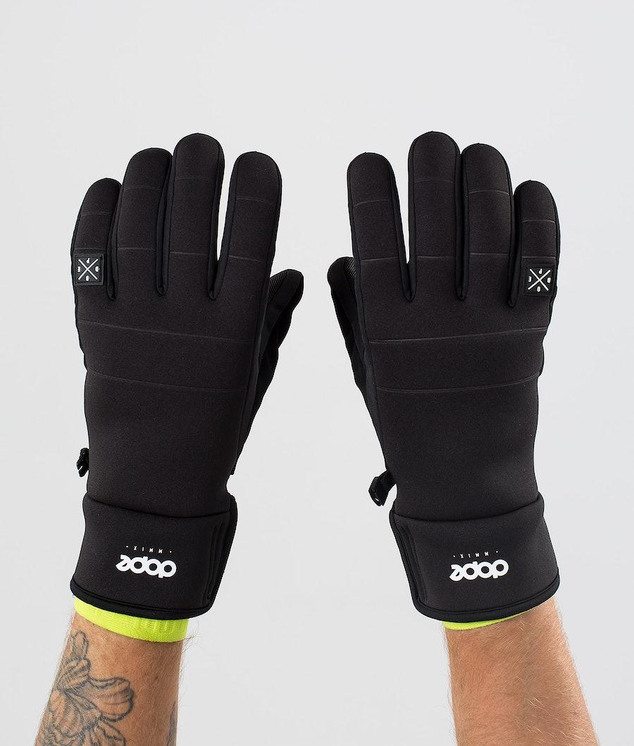 Dope Signet Glove Skidhandskar Black/Black