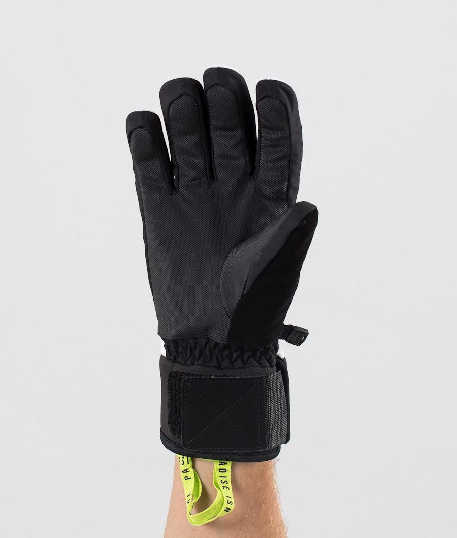 Dope Signet Glove Skihandschuhe White/Black