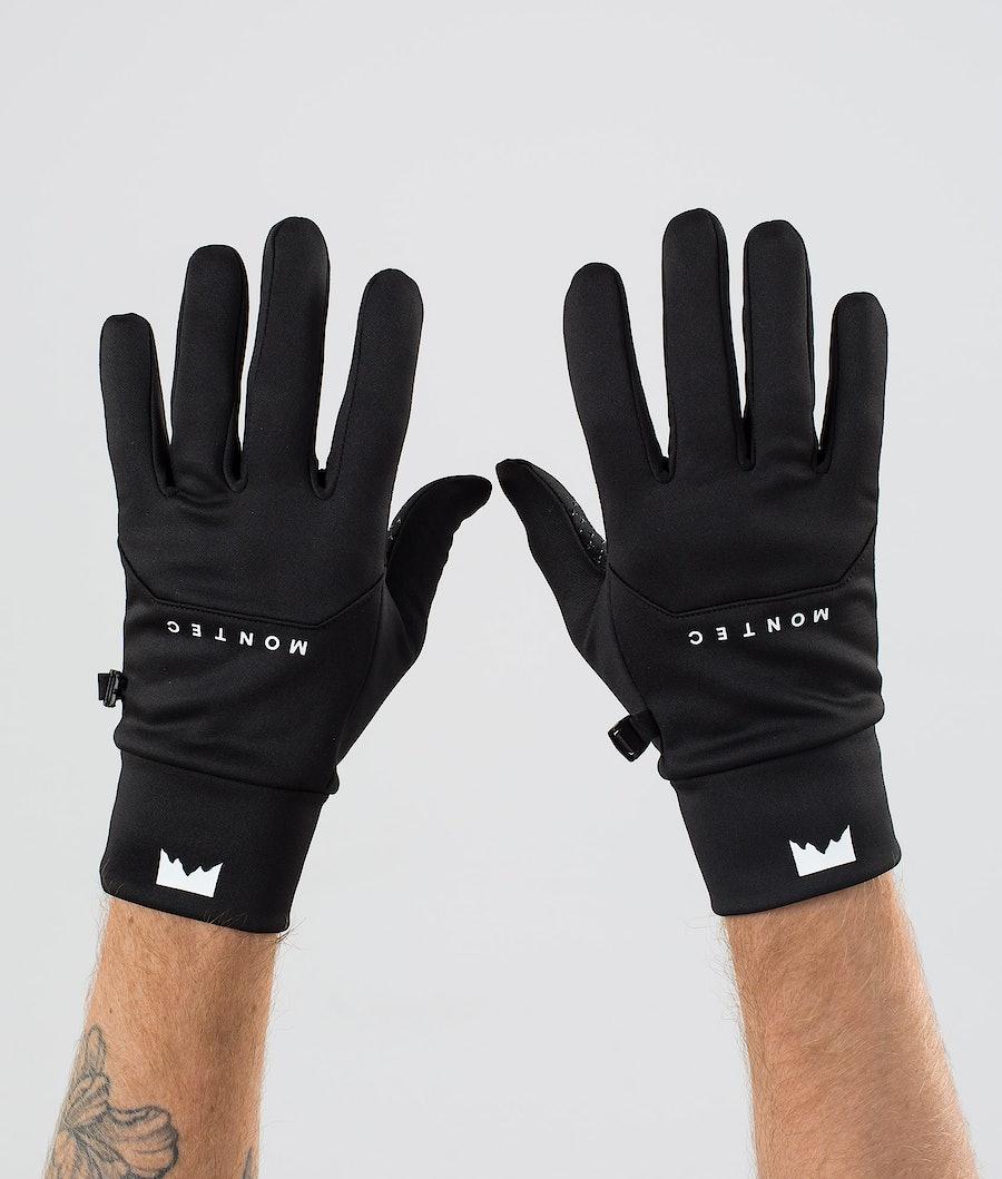 Montec Utility Glove Guanti da Neve Black