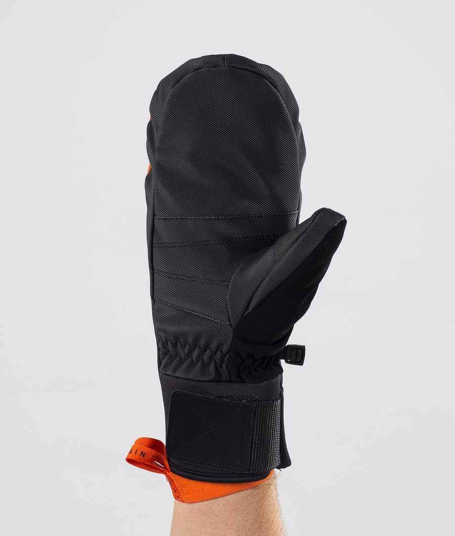 Montec Kilo Mitt Vantar Snow Orange