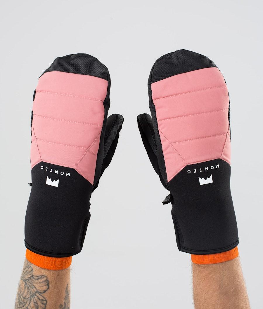 Montec Kilo Mitt Fäustlinge Pink