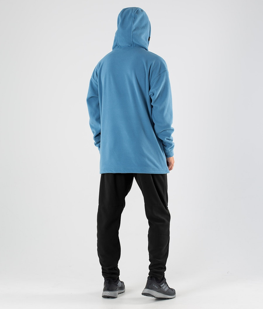 Dope Cozy II Fleecegenser Blue Steel
