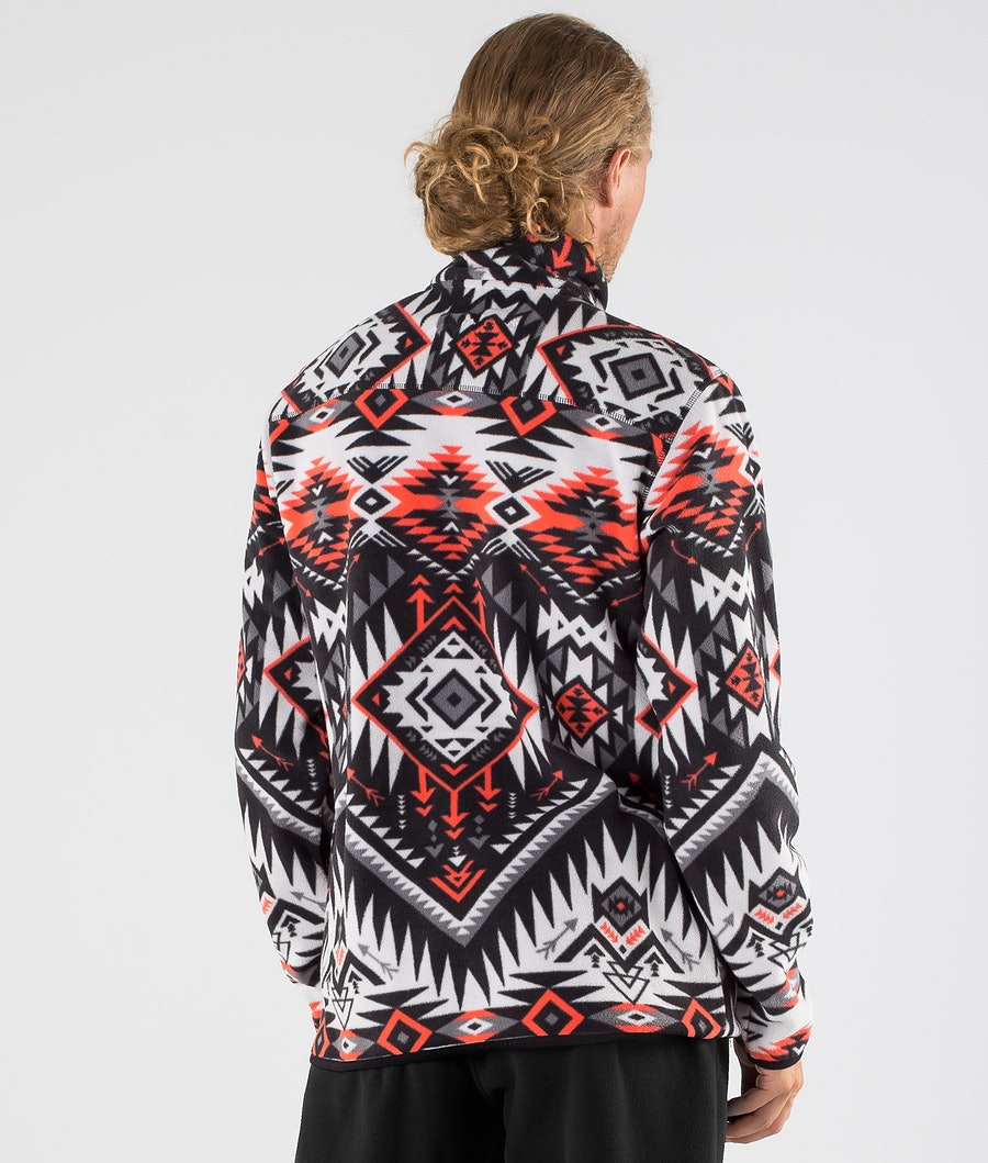 Dope Loyd Fleece Sweater Arrow Red/Black