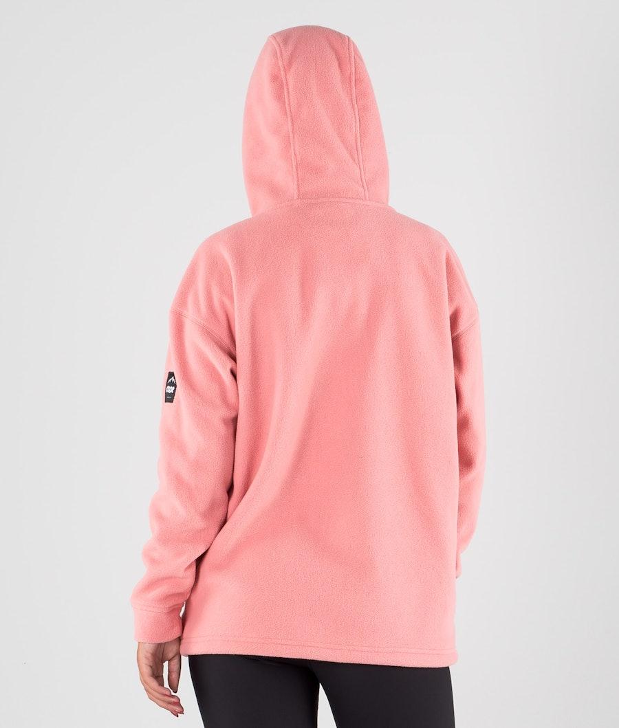 Dope Cozy II W Fleecehood Dam Pink