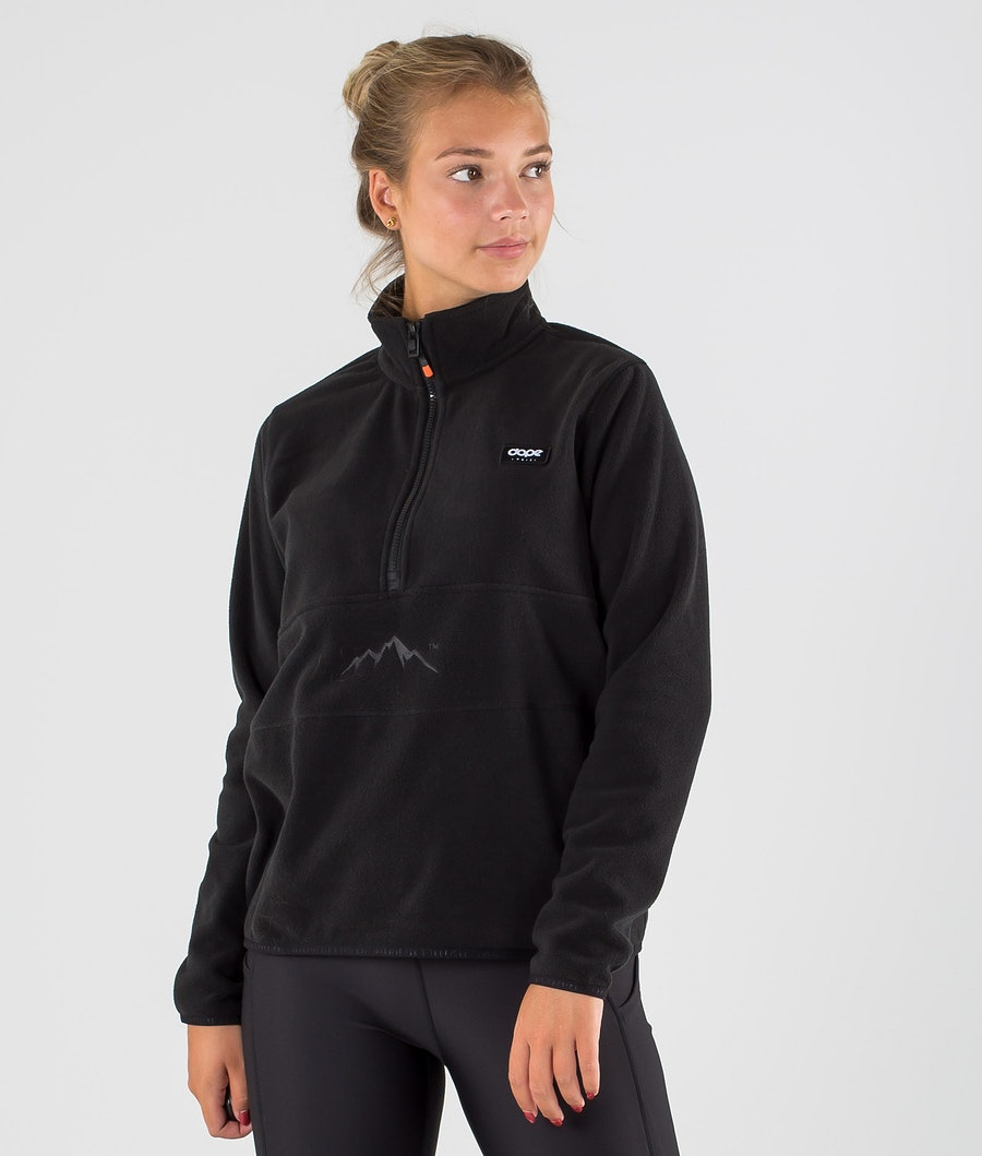 Dope Loyd W Women's Fleece Sweater Black