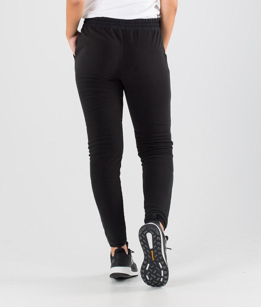 Dope Loyd W Women's Fleece Pants Black
