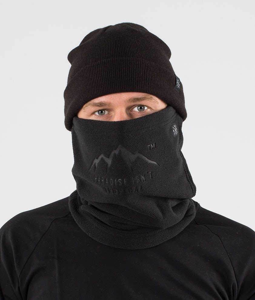 Dope Cozy Tube Ansiktsmask Black