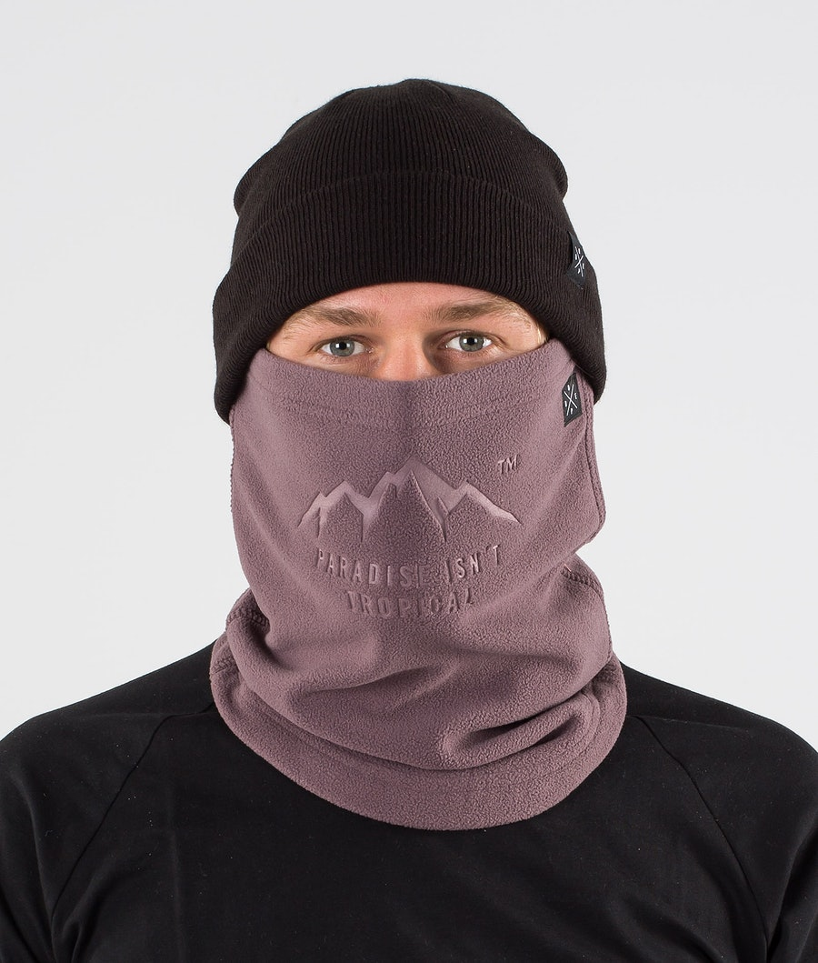 Dope Cozy Tube Skimasker Faded Grape