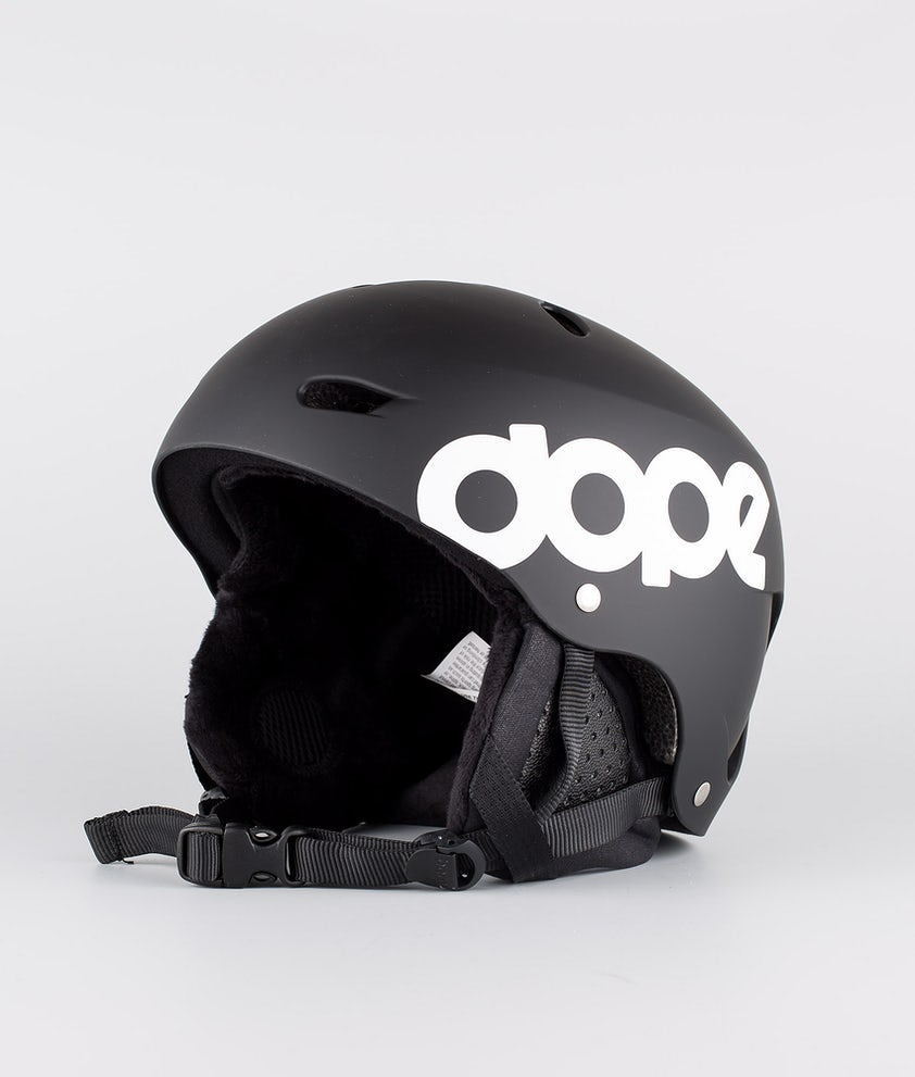 Bern Brighton Dope 2X-UP Eps Boa Casque de Ski Matt Black