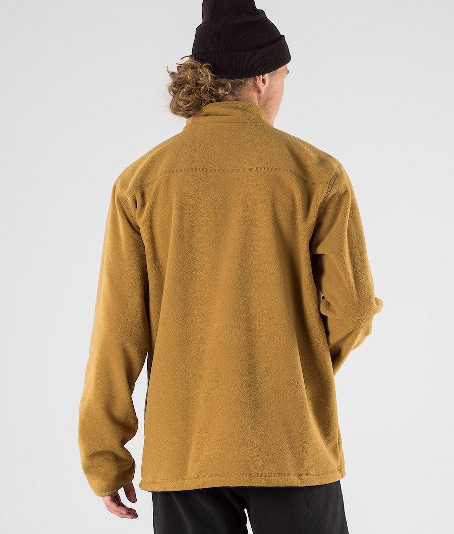 Montec Echo Fleecepullover Gold