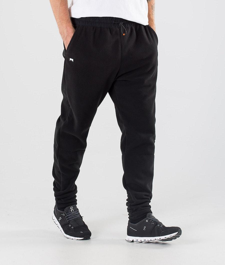Echo Fleece Pants Men Black