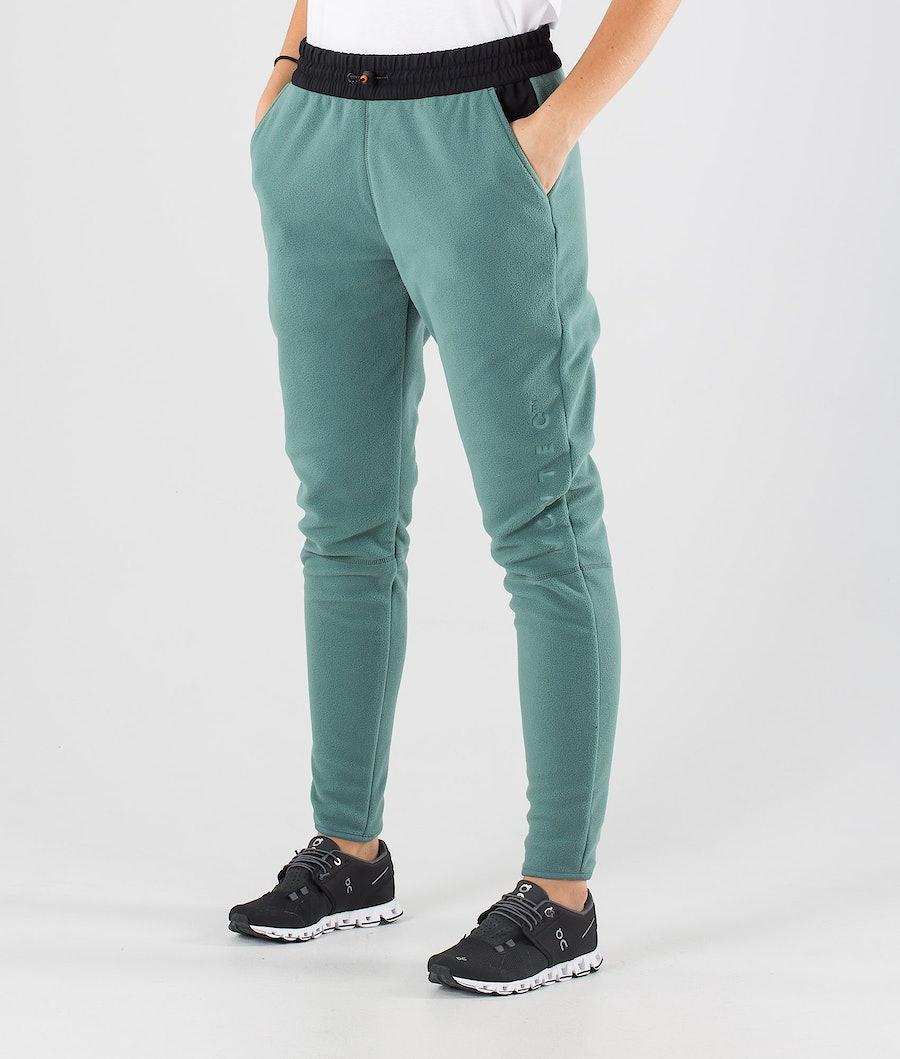Echo W Fleece Pants Women Atlantic