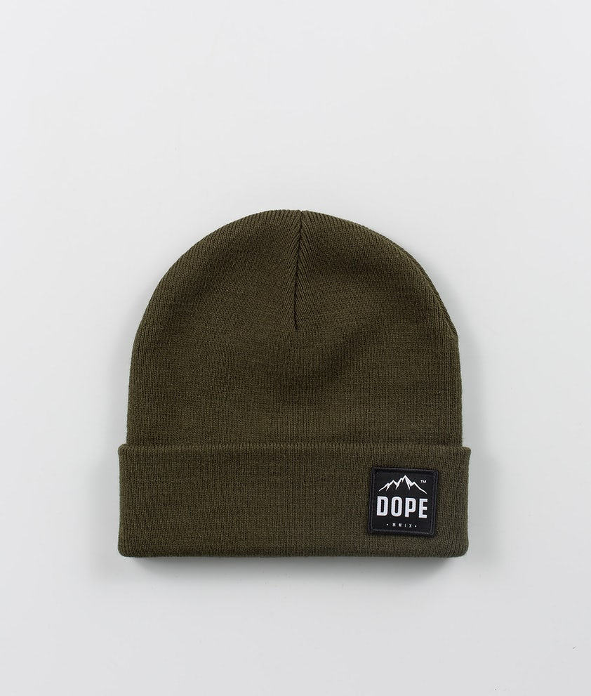 Dope Paradise Luer Olive Green