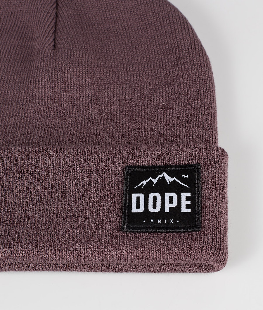Dope Paradise Beanie Faded Grape
