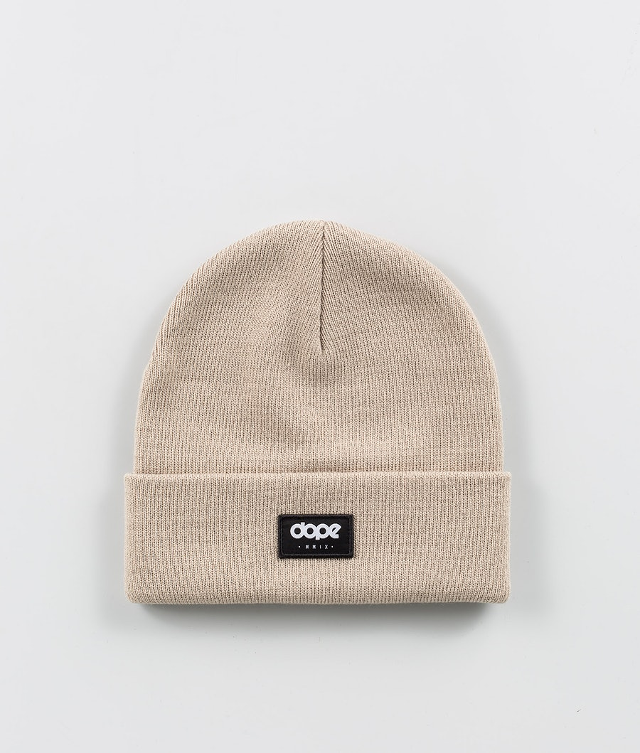 Dope OG Logo Mössa Sand