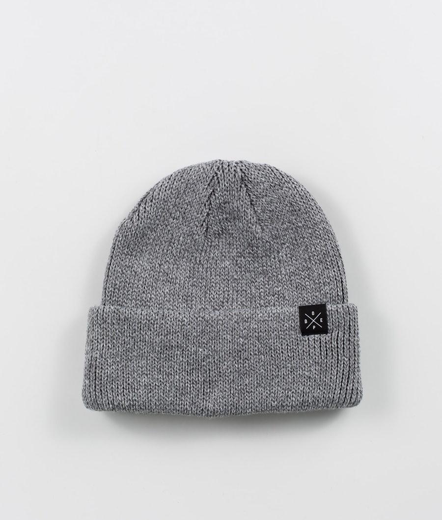 Dope Drifter II Mütze Grey Melange