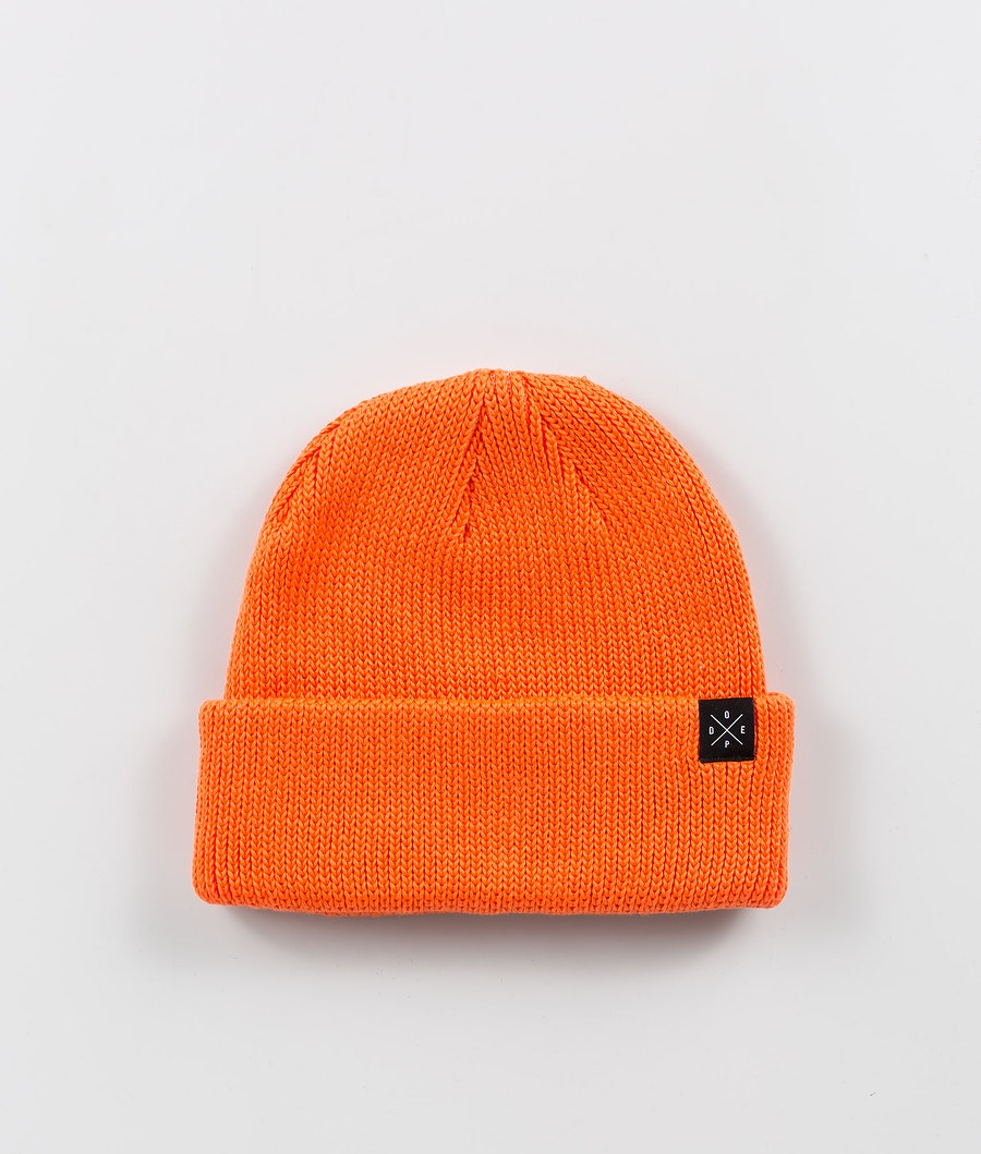 Dope Drifter II Beanie Orange