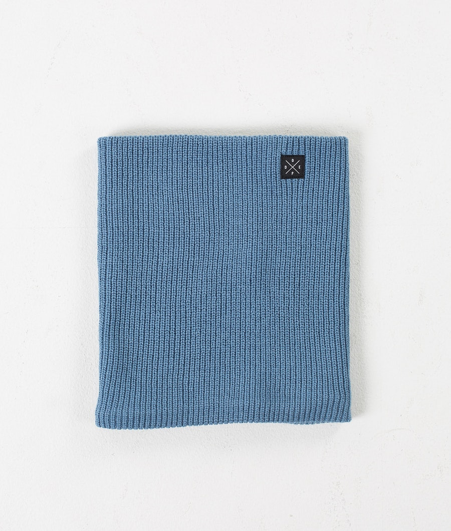 Dope 2X-UP Knitted Ansiktsmask Blue Steel