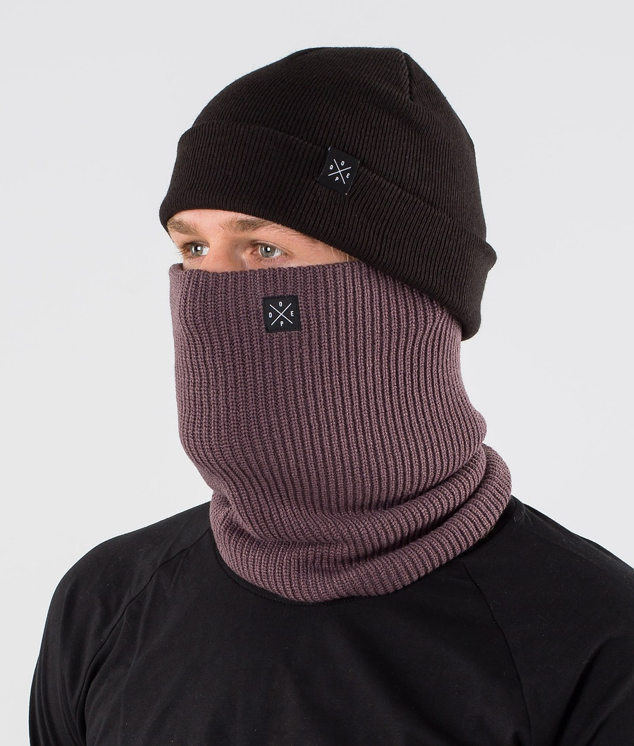Dope 2X-UP Knitted Ansiktsmasker Faded Grape
