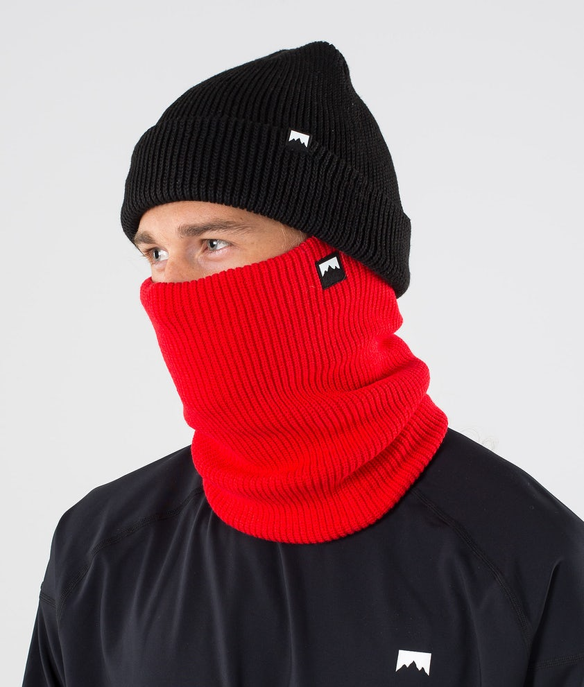 Montec Classic Knitted Ansiktsmasker Red
