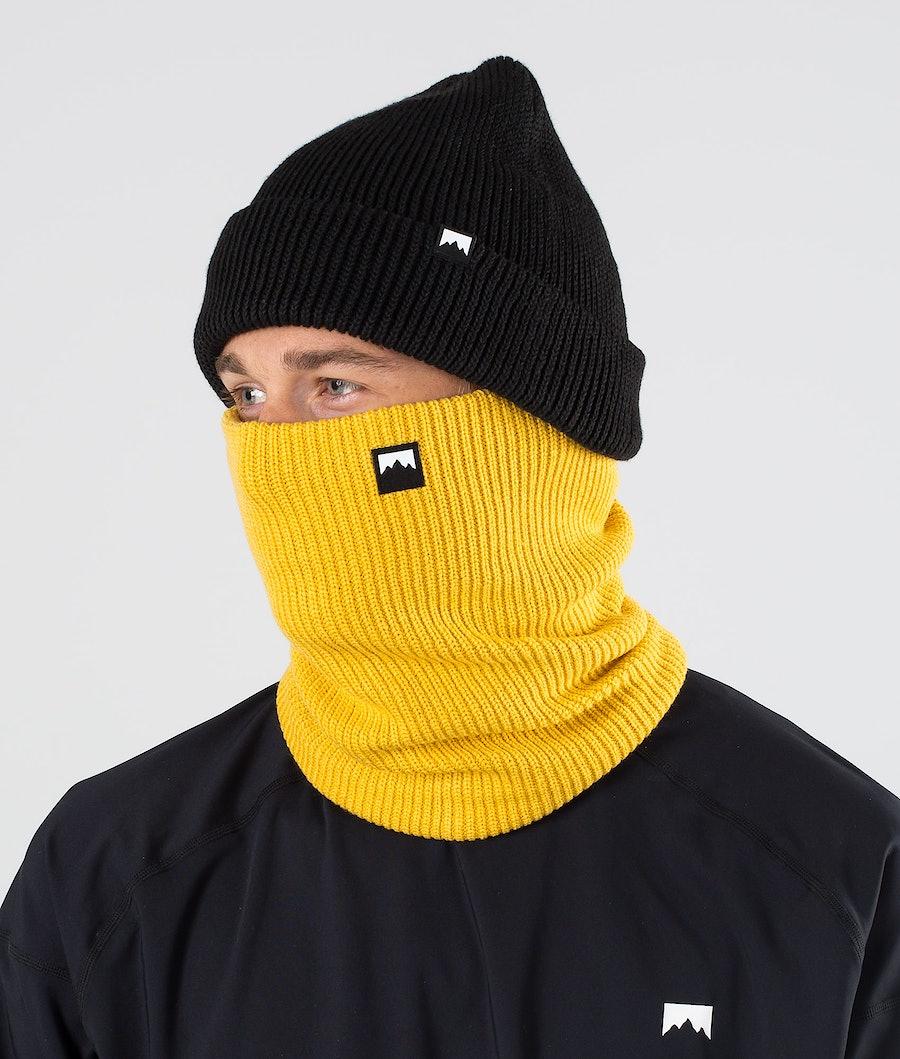 Montec Classic Knitted Ansiktsmasker Yellow