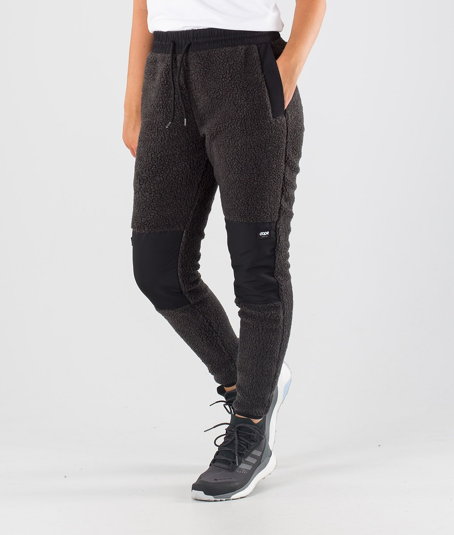 Dope Ollie W Fleece Pants Black/Phantom