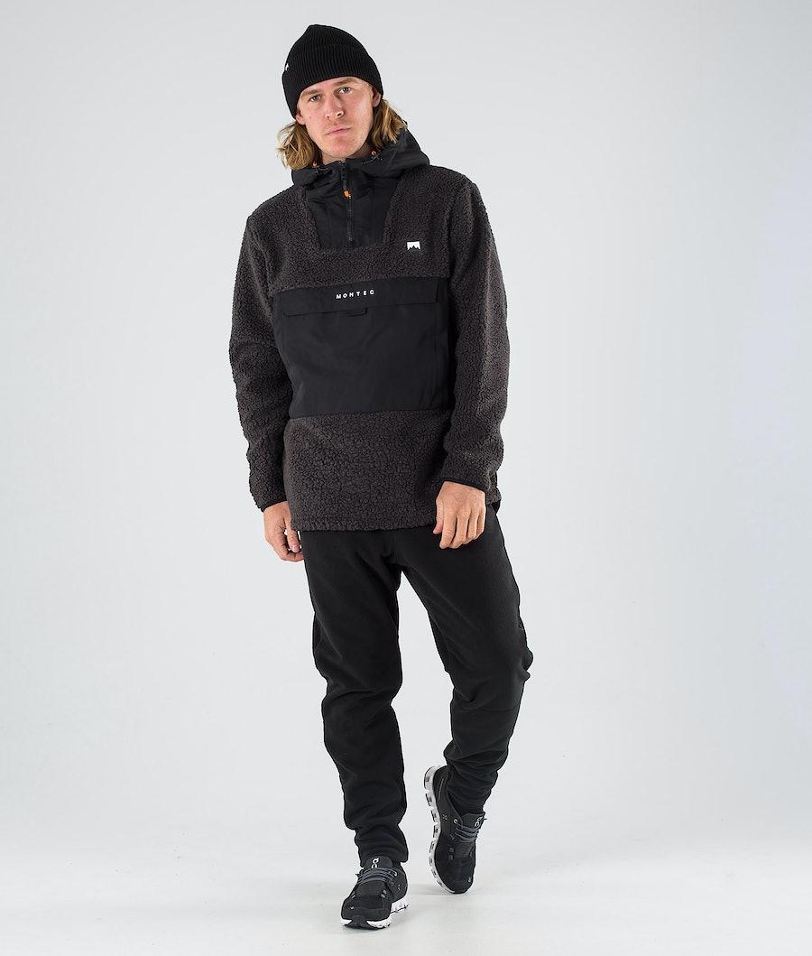 Montec Lima Fleece Hoodie Black/Phantom